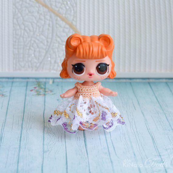 Abiti fatti per bambole LOL