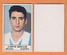 Znalezione obrazy dla zapytania alberto gonzalez ARGENTINA