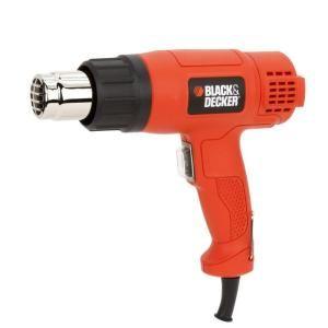 BLACK+DECKER, Dual Temperature Heat Gun, HG1300 at The Home Depot - Mobile