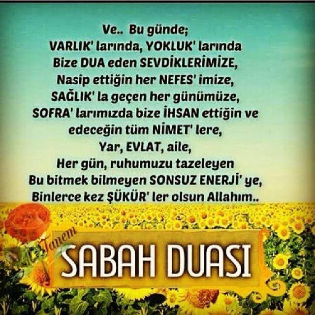 Sabah duasi 3