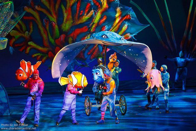 Disney World   Animal Kingdom   Finding Nemo -The Musical