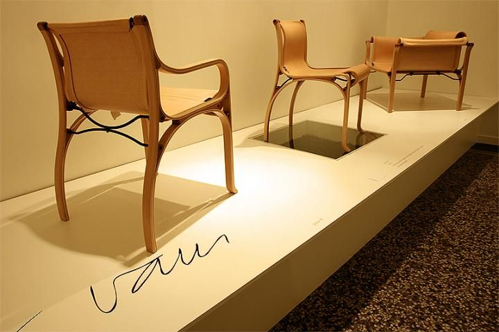 Mobiliário Clássico: Cadeira Valdés / Cristián Valdés (5) | ArchDaily Brasil
