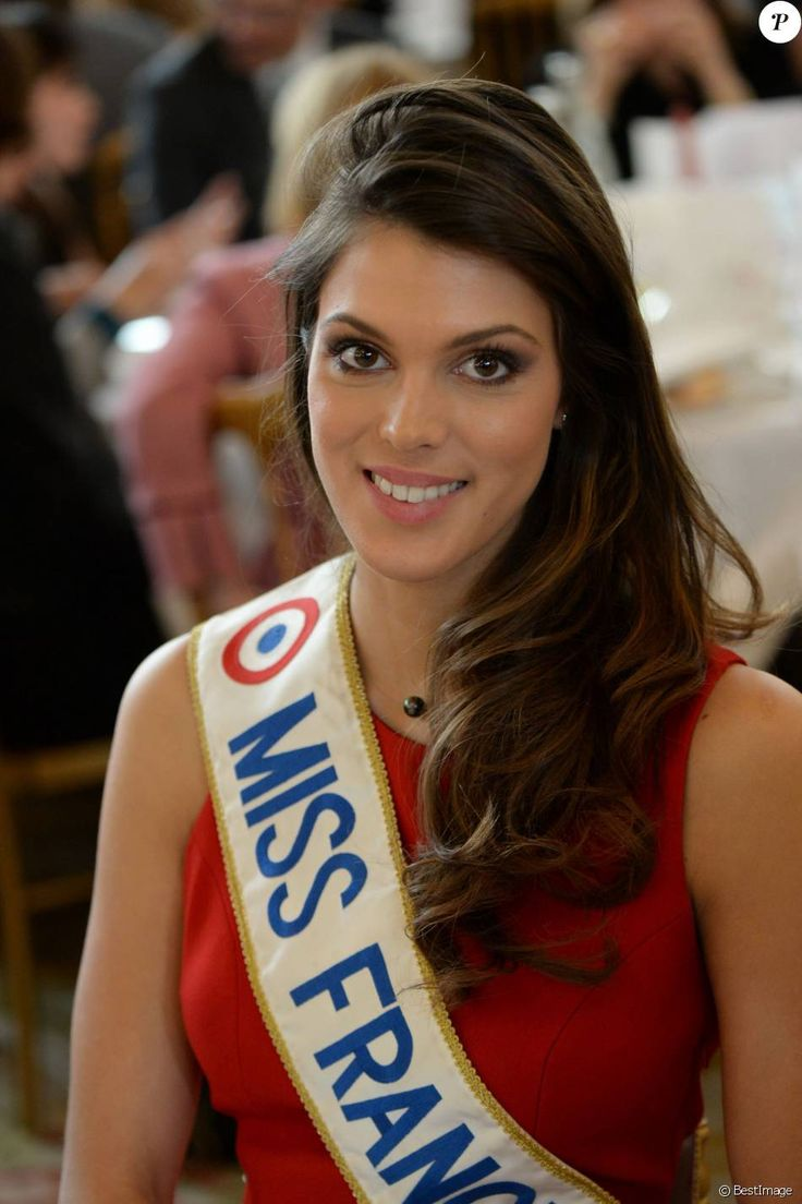 Iris Mittenaere, Miss France 2016 au déjeuner du Chinese Business Club pour la journée internationale des femmes © Rachid Bellak / Bestimage