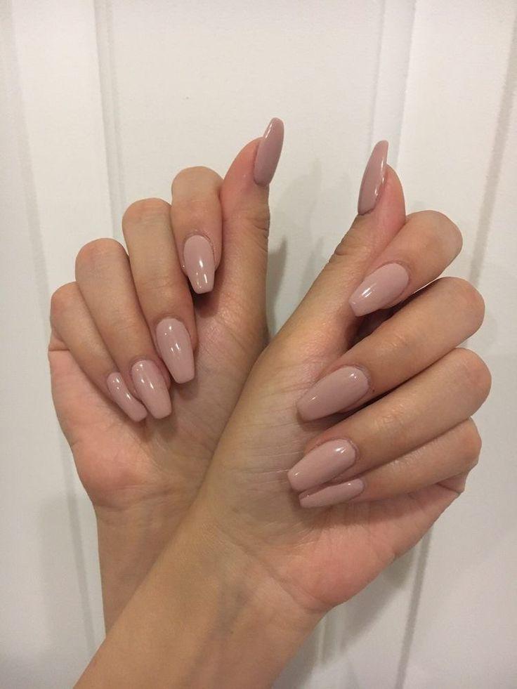 Die besten Herbst Nagellack Farben – Herbst / Winter Nägel Inspo – Fake nails