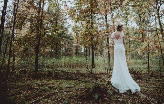 Credit: Angela Bloemsaat Fotografie - natuur, hout, boom (plant), landschap, buitenshuis, park, sunshine (weer), huwelijk (ritueel), zon