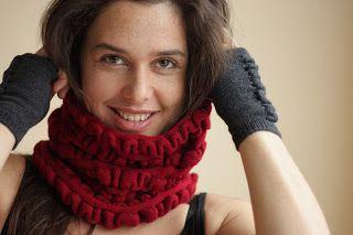LÉNA, laine mérinos (interventions manuelles sur machine à tricoter)