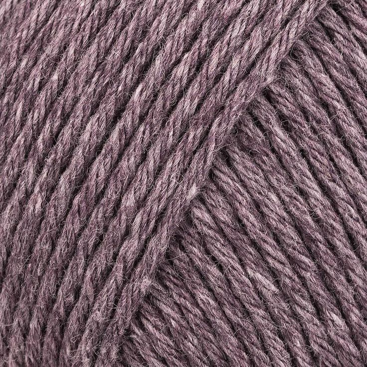 Austermann Whisper is an aran weight yarn that knits up on 4 - 5 mm needles and has a wonderfully varied shade pallet. With a unique 55% virgin wool and 45% cotton blend, spun in England, this yarn is perfect for baby wear!
