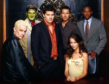 Angel. Yet another show I miss. :(