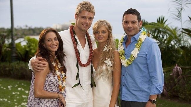 Romeo and Indi's Hawaii wedding
