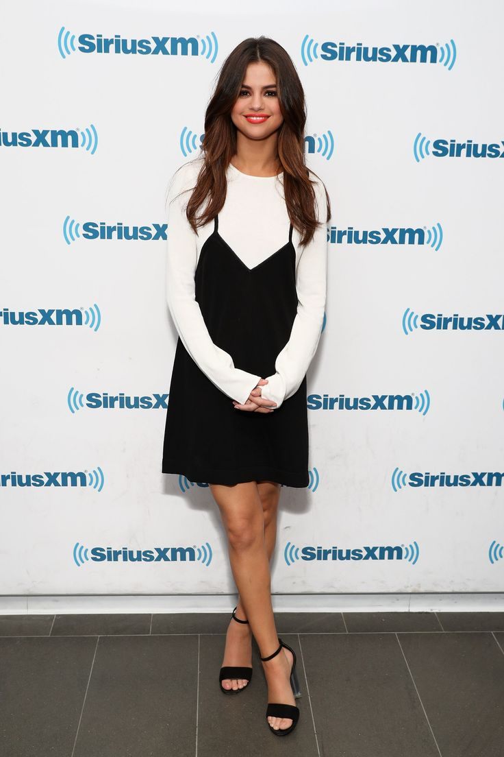 Selena Gomez News — June 5: Selena during her interview with the...