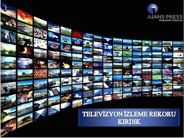 Diziler ve Survivor Sayesinde Televizyon izleme Rekoru Kırdık. Hangi Ülke Ne Kadar Televizyon izliyor? Türkiye açık ara birinci