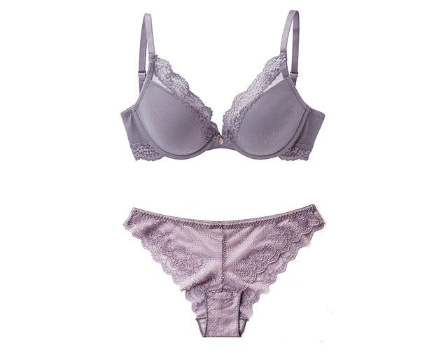 5/22/15:Your search for the perfect bra ends today thanks to our 50 percent off pop-up with lingerie site ThirdLove. The underpinnings feature special details like half-cup sizes, breathable foam, removable pads and an app to help you find your exact size. Score half off our top picks: strapless, full coverage, plunge and bottoms to mix and match. You won't want to miss this—styles start at just $5!