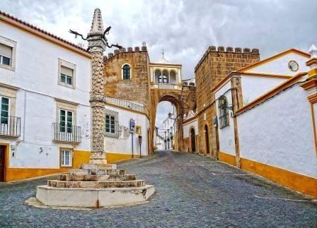 Elvas, Alentejo, Portugal