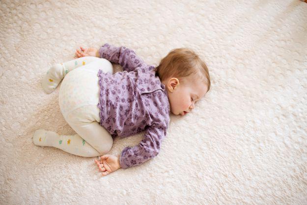 Foto: Keď dieťa premôže únava | Najmama.sk