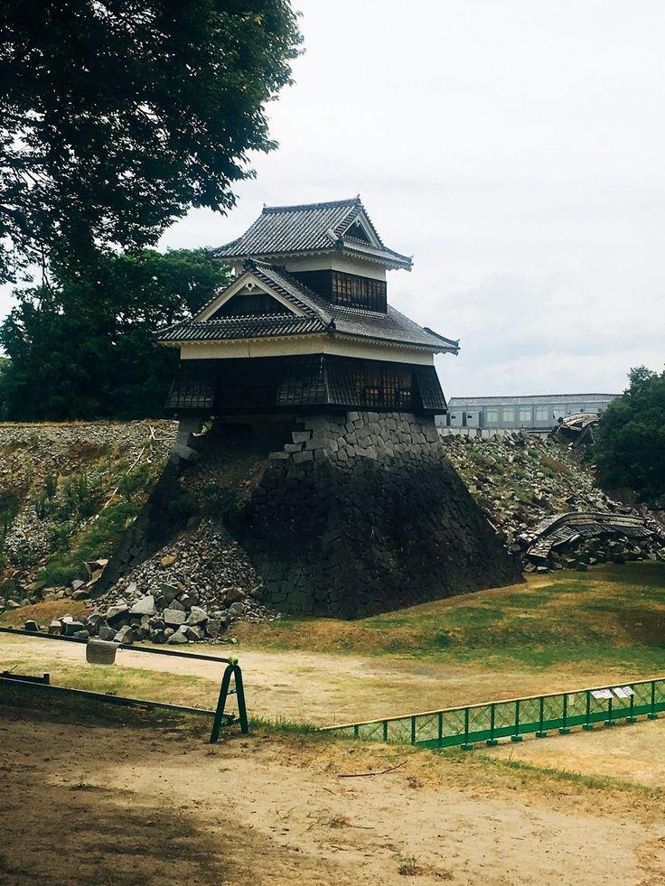 Kumamoto Castle - https://www.atlasobscura.com/places/kumamoto-castle