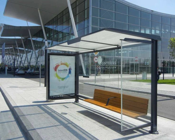 Steel Bus Shelters : Bus shelter structure steel google search