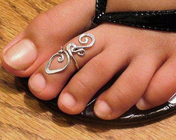 100 bedste juveler med fodjuveler på Pinterest Feetsmykker-2628