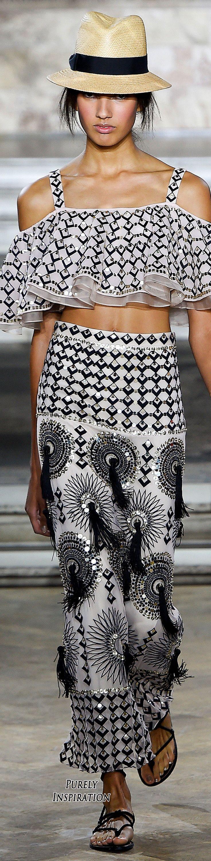 Temperley London SS2016 Women's Fashion | Purely Inspiration