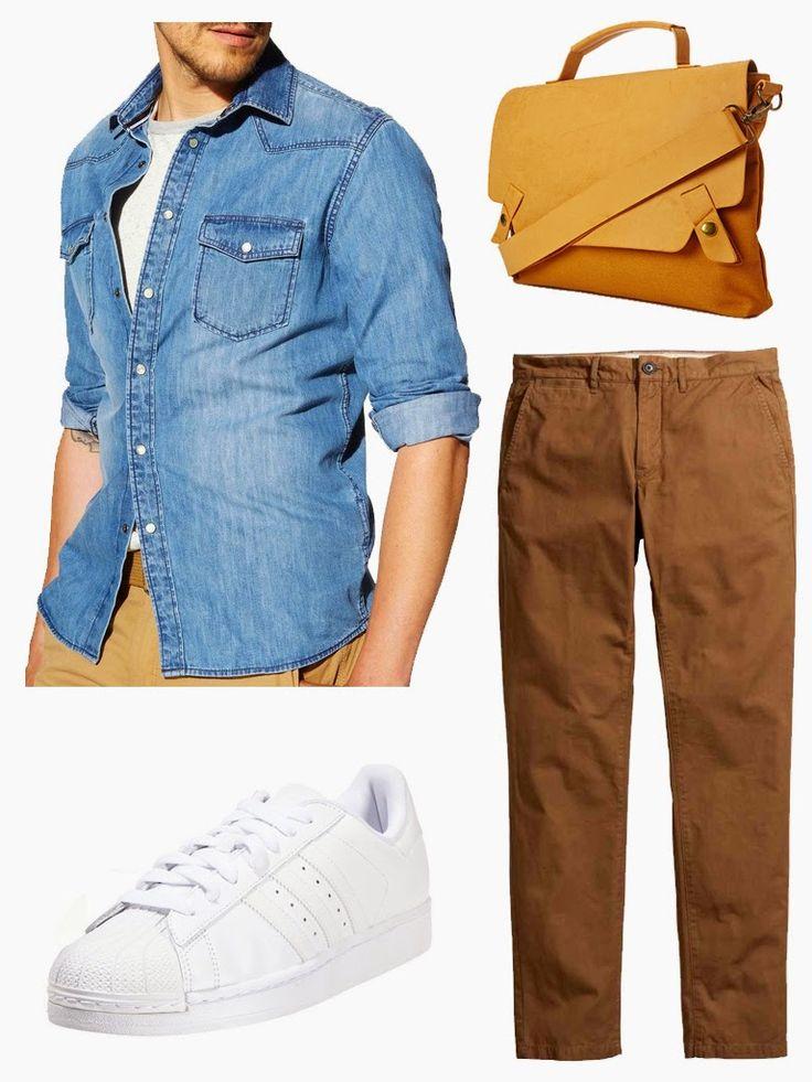 Comment porter la chemise en jeans ?
