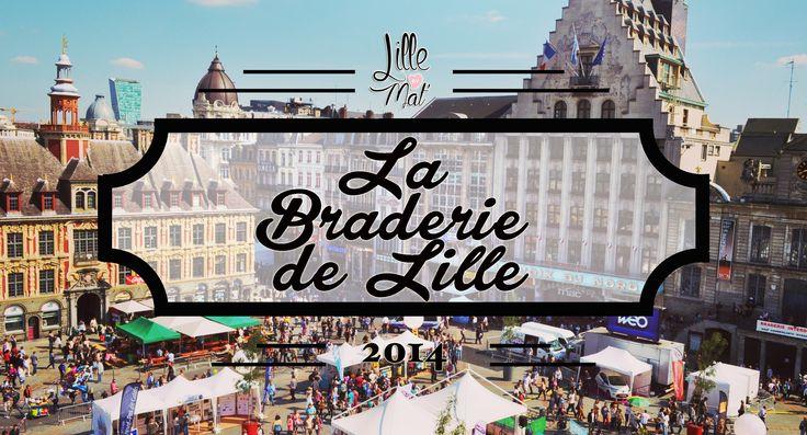Aller à la Braderie de Lille