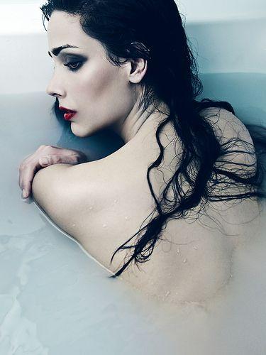 Spanish eyes III Model: Grazia Malafronte