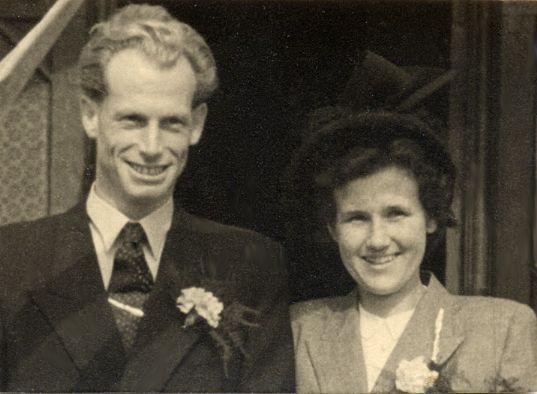 Ome Nico en Tante Jo
