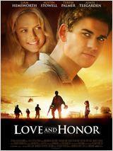 Love and Honor, 2012, avec Liam Hemsworth, Teresa Palmer, Aimee Teegarden