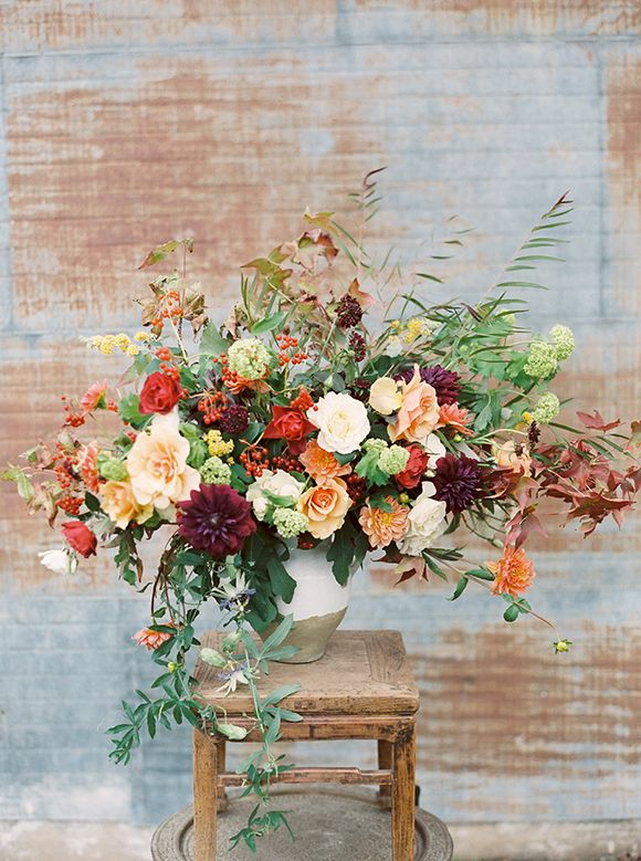 38 Best Autumn Floral Designs Images On Pinterest Fall