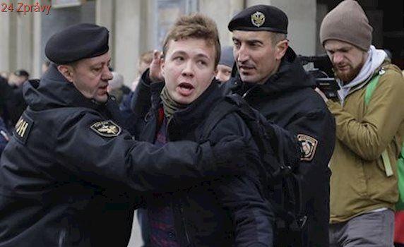 USA a EU vyzvaly Minsk k osvobození demonstrantů