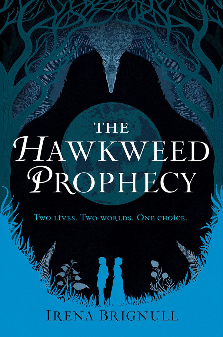 #coverreveal: The Hawkweed Prophecy  Irena Brignull