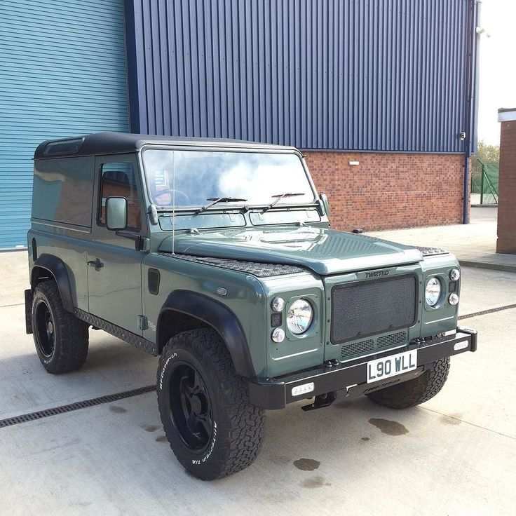 FOR SALE...Land Rover Defender Td5 County Spec- One of the last of the Td5's....Twisted tuned engine...various twisted accessories fitted....rear NAS towbar/step...sounds unbelievable...stage one style front...upgraded interior...1 previous owner...FSH...message for full spec and further details...#landrover #defender #Td5 #landroverforsale #BFGoodrich #twisteddefender #offroad #landroversoflondon #landroverdefender #nofilter by 59willsmith FOR SALE...Land Rover Defender Td5 County Spec- One…