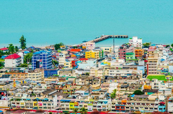Hua Hin district - Hua Hin district landscape ,Thailand