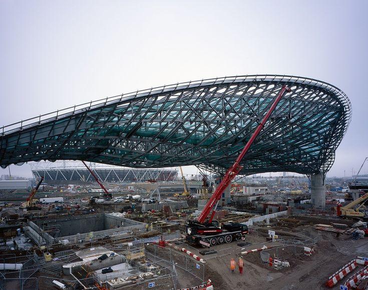 Gallery of London Aquatics Centre for 2012 Summer Olympics / Zaha Hadid Architects - 34