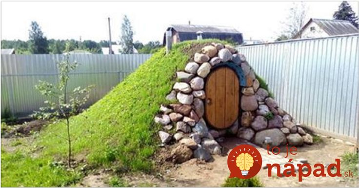 Žena ho požiadala, aby vybudoval pivnicu na odkladanie potravín: To, čo vymyslel tento muž je jedným slovom geniálne!