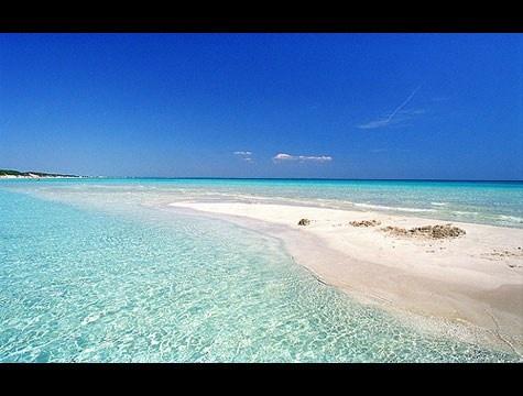 Pescoluse le Maldive del Salento