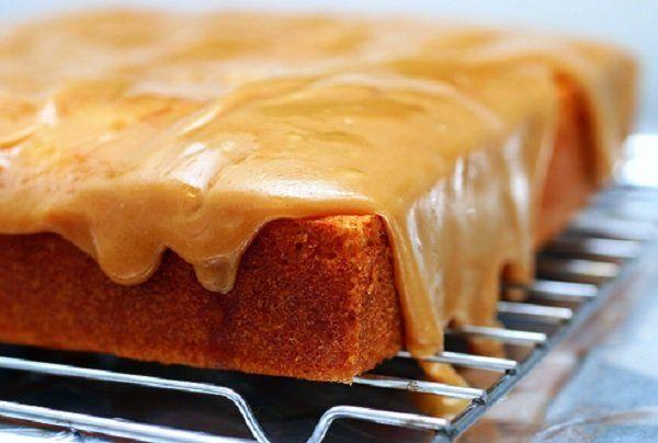 طريقة عمل جاتوه شاتوه بالكراميل طريقة Recipe Caramel Cake Recipe Sweetie Pies Recipes Desserts