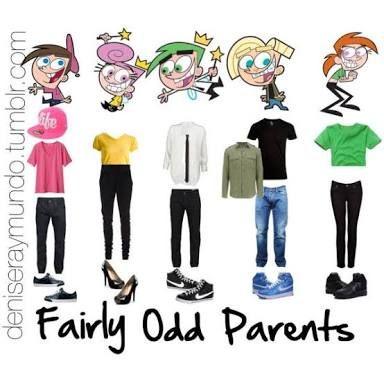 Resultado de imagen para 90's cartoons costumes
