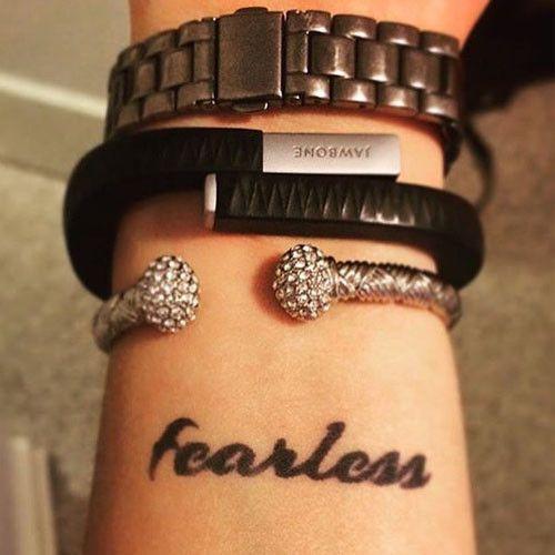 Best 25+ No Regrets Tattoo Ideas On Pinterest