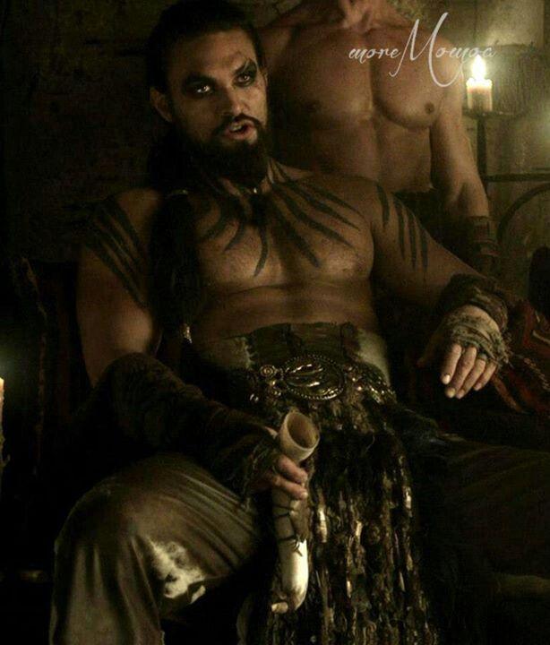 Jason Momoa Ponytail: 26 Best OMG Khal Drogo = Jason Momoa!!!! I Need This Man