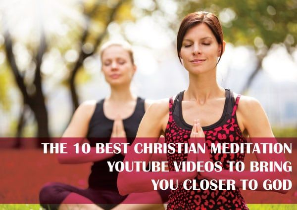 Christian Meditation YouTube