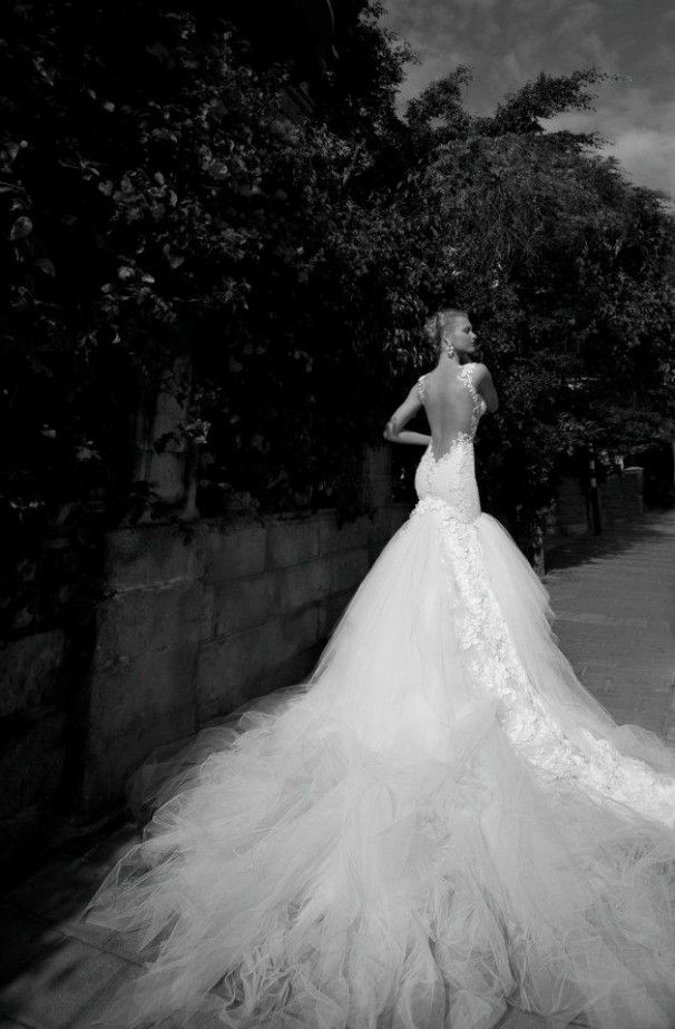 Wedding Couture by Galia Lahav: Old Hollywood with a Modern Flair
