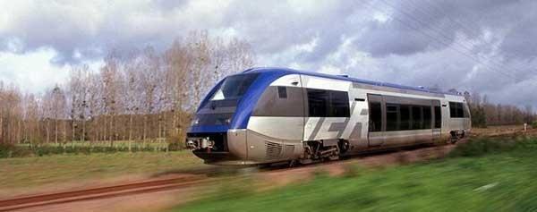 Autorail TER Alsace - Vu sur http://www.muhlbachsurbruche.fr