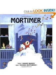 Mortimer (en español).  Por Robert Munsch.