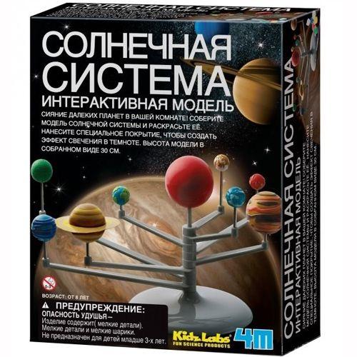 Научный набор 4M Солнечная система