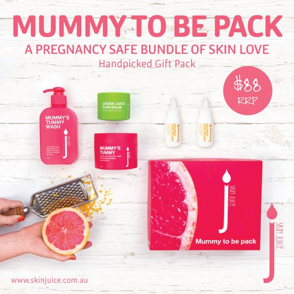 Quench pregnancy cravings with these fresh skin care pickings homegrown in Australia. Help to prepare a healthy mummy to be with this juicy bundle of skin love. The gentle, organic body wash with calming aromas from mandarin and pink grapefruit will leave the skin feeling super soft and fresh.