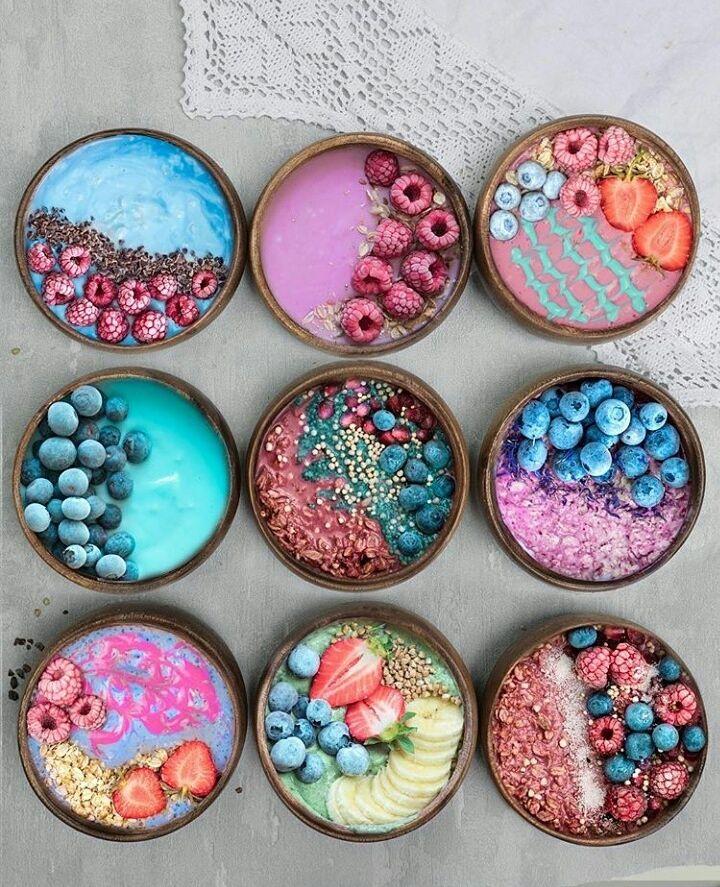 Pick your bowl  : Lulu . #breakfasttour #breakfast #foods #eattherainbow #yum #e…