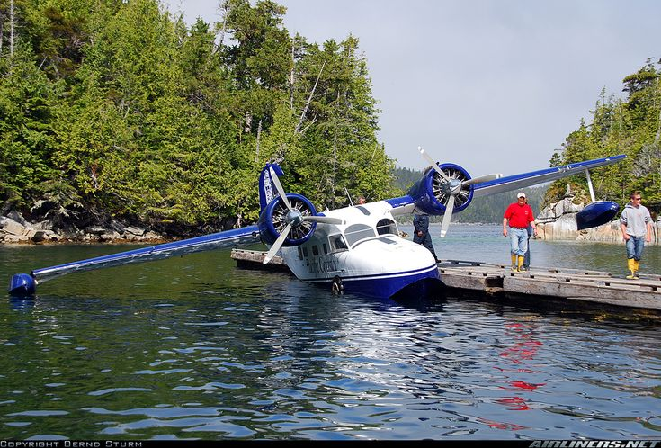 17 best images about grumman g21 goose on pinterest for British columbia fishing lodges