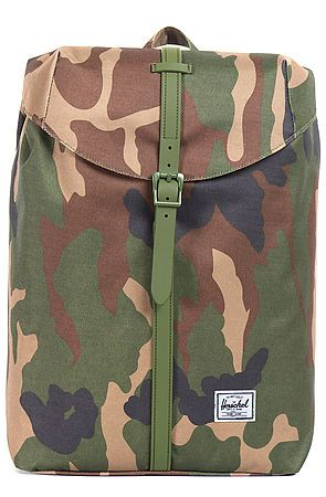 The Post Mid Volume Backpack in Camo by Herschel Supply