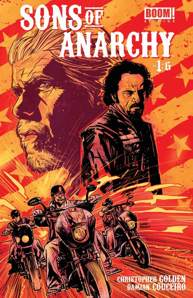 Sons of Anarchy #1 (Issue) {Have it, love it}