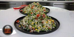 Ρυζοσαλάτα ταμπουλέ